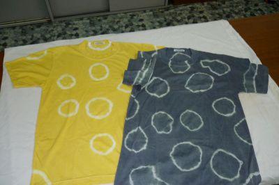 tie&dye t-shirt